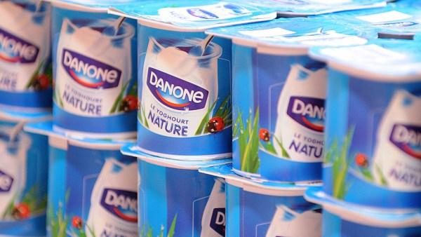 Danone é gigante na produção alimentícia em mais de 130 países