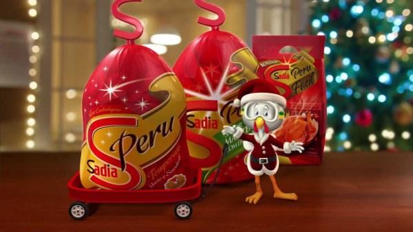Sadia produz alimentos frigoríficos no Brasil desde 1944
