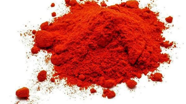Colorau é um condimento avermelhado composto por especiarias
