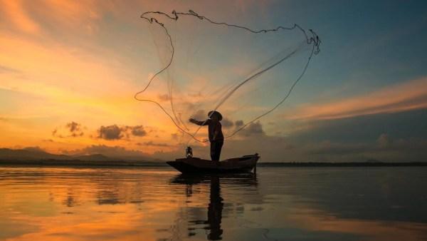 Pesca é uma das atividades mais importantes para a economia brasileira
