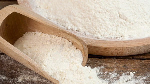 Polvilho azedo, oriundo da mandioca, é utilizado em várias receitas