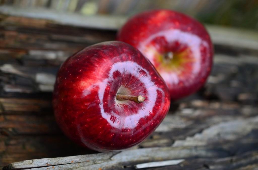 maçã argetina é rica em potássio