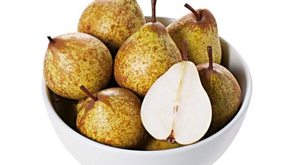 Pera portuguesa, ou pera rocha, tem nutrientes fundamentais
