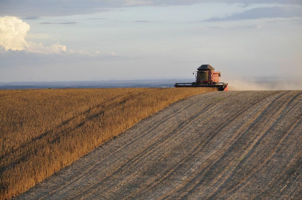 Máquinas agrícolas são um dos destaques da Agrotins