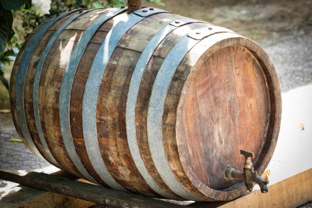 Dorna para amazenar vinho