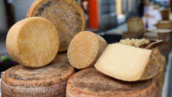 Queijo pecorino é feito com leite de ovelha e tem origem italiana