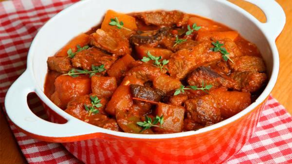 Receitas com carne têm grande importância culinária e econômica