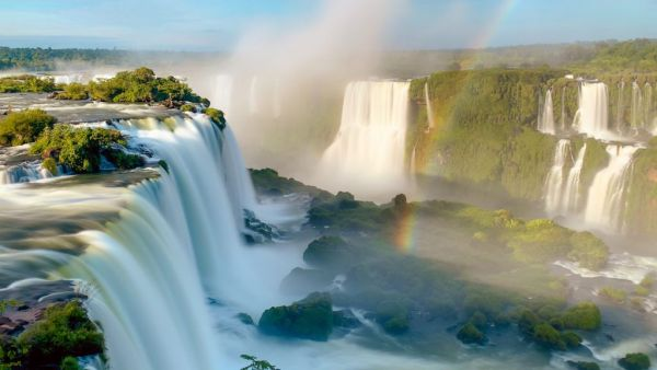 Parque Nacional é uma área protegida e de grande extensão