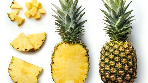 Conheça os principais tipos de abacaxi consumidos no Brasil