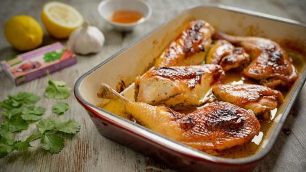 Receitas com frango podem admitir uma variedade de sabores