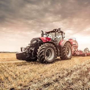 Tratores agrícolas podem servir variados tipos de produtor