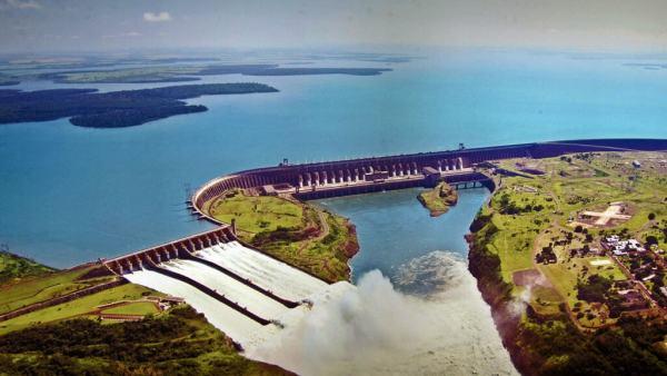 Usina hidrelétrica produz cerca de 20% da energia mundial