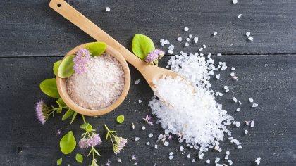 Sal grosso é variedade muito utilizada no preparo de carnes