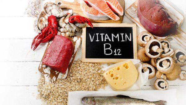 Benefícios da vitamina B12 incluem saúde celular e nervosa