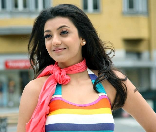 Kajal Agarwal South Actress Wallpapers