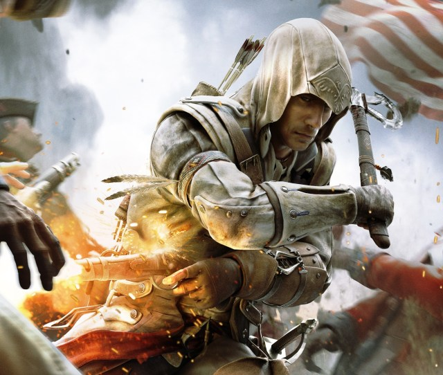 Assassins Creed Iii Game Wallpapers