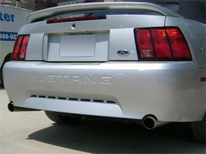 V6 Mustang Exhaust