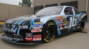 Roush Fenway NNS No. 16 Mustang