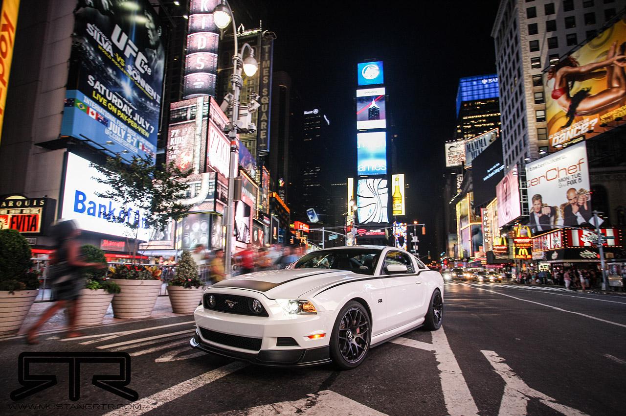 Vaughn Gittin Jr.'s 2013 Mustang RTR