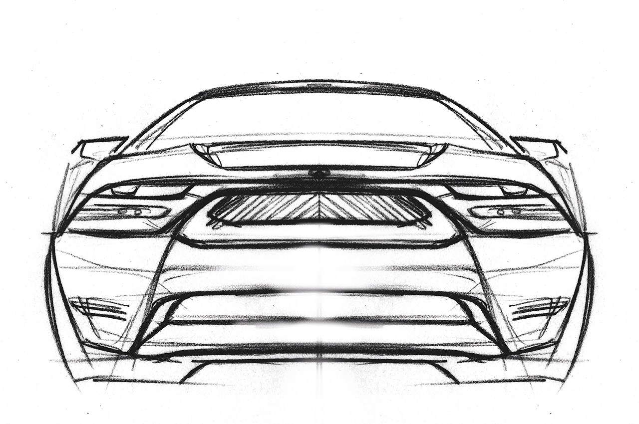 Hot Or Not Mustang Concept Rendering