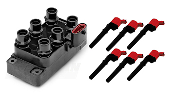 MSD Mustang Ignition Coil Packs & Coil on Plugs
