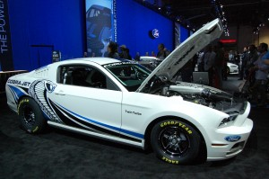 2013 Twin-Turbo Cobra Jet Concept Mustang