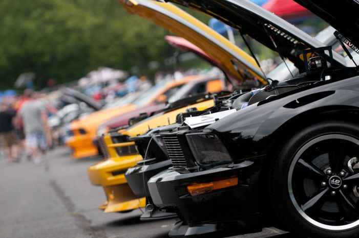 2011 AmericanMuscle Car Show