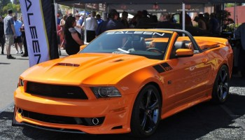 2014 Saleen Models Released – 4 Different Packages Available ...