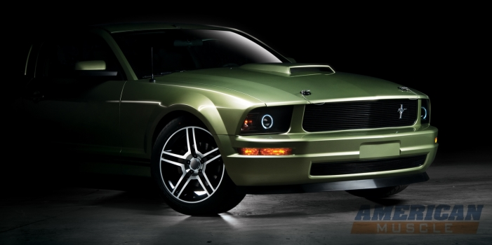 Top 5 Ford Mustang Performance Modifications