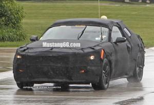 2015 Mustang Test Mule
