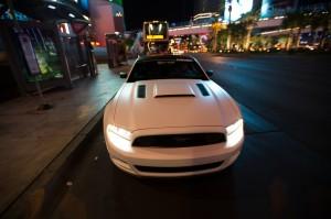 MMD Mustang at SEMA 2013