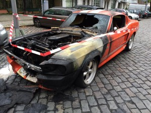 Tourched Classic 1967 Shelby GT500