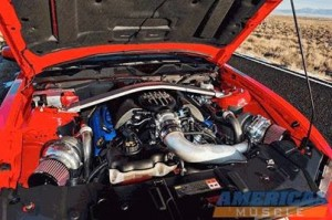 Mustang Twin Turbo Kit
