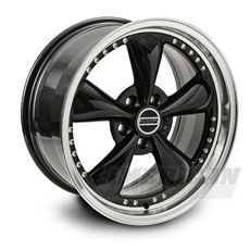 Black Bullitt Motorsport Wheels