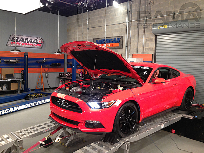 2015 ecoboost mustang dyno