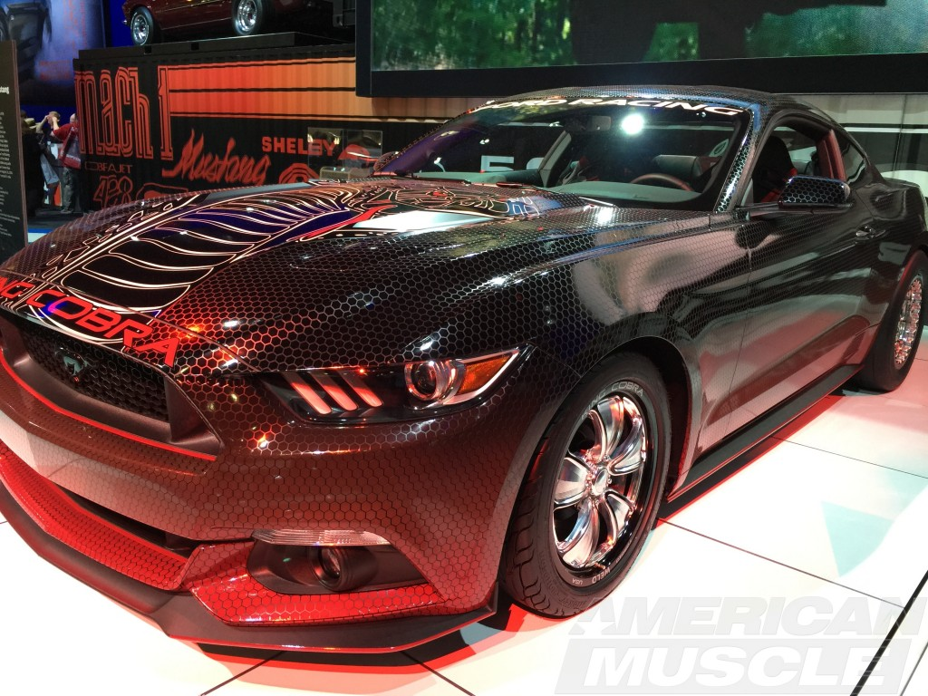 2015 Ford Mustang King Cobra