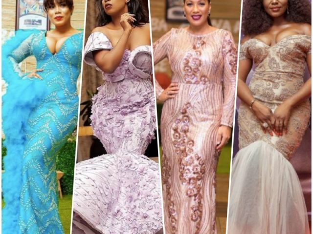 10 stunning looks from 2019 Ghana Makeup Awards