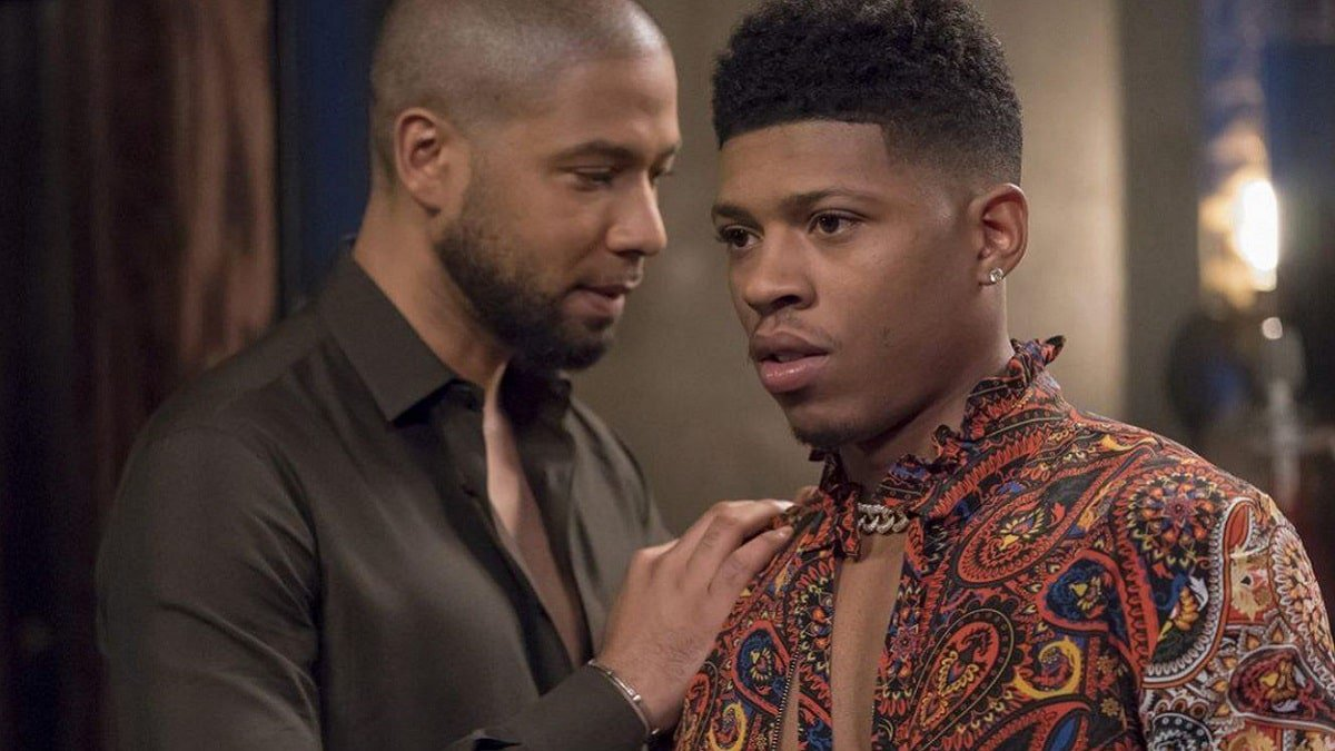 'Empire' star Bryshere Gray, arrested  for driving a 2014 Rolls Royce without a license or insurance