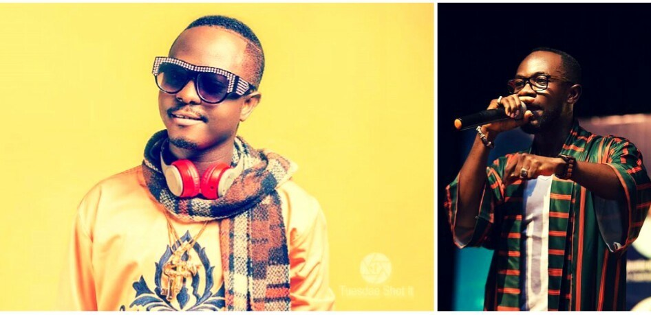 Okyeame Kwame can't help our career because he is struggling in the music industry – Kunta Kinta