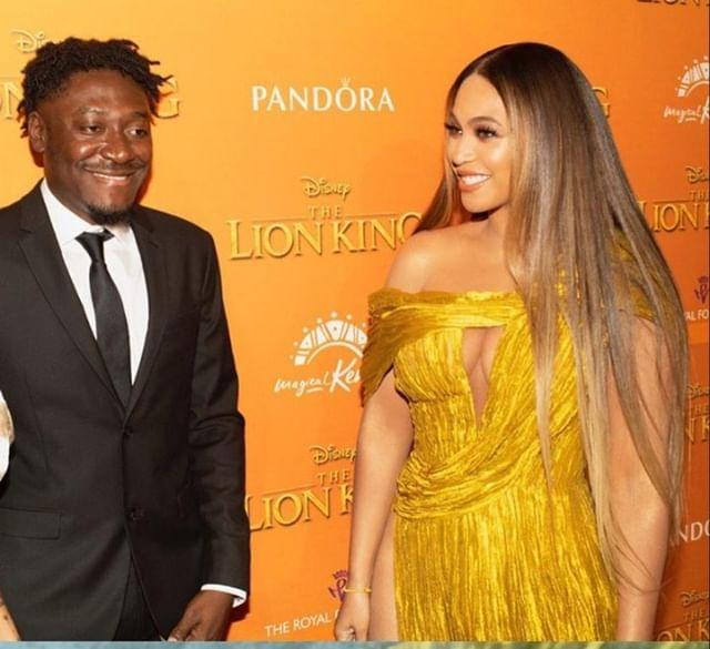 Guiltybeatz produces 3 songs on Beyonce's curated album, 'The Lion King: The Gift'