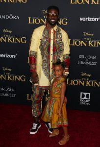 "PHOTOS:  Beyonce and more attend world premier of ""The Lion King"" 9"
