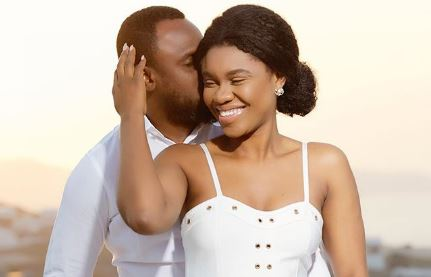 Watch: Video of how Dr. Tobi proposed to Becca as they mark 1 year anniversary