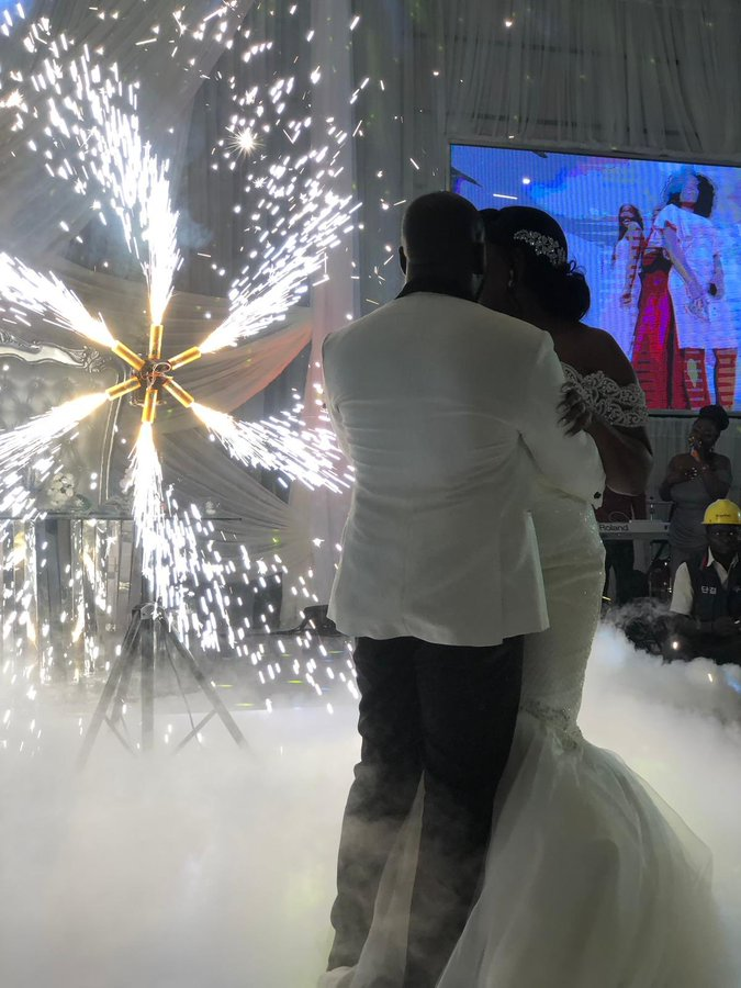 Photo: Rapper Jayso ties the knot with long time girlfriend