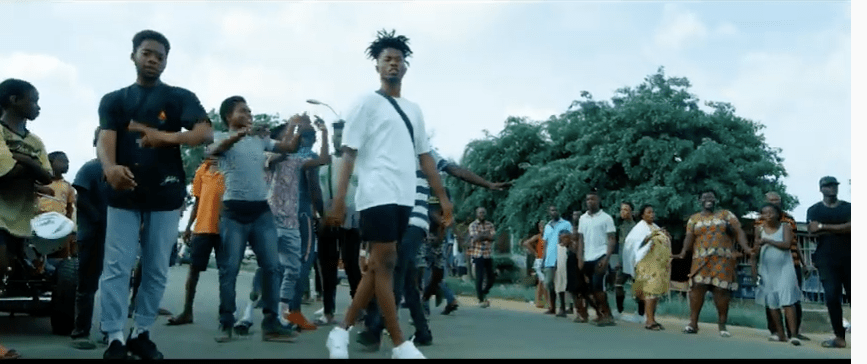 Music Video: Kwesi Arthur – See No Evil