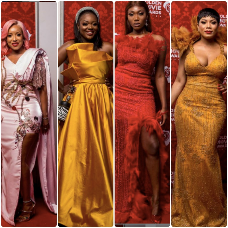 Hit or Miss? What your favourite famale stars wore at the 2019 Golden Movie Awards