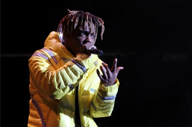 Rapper Juice Wrld dies at age 21