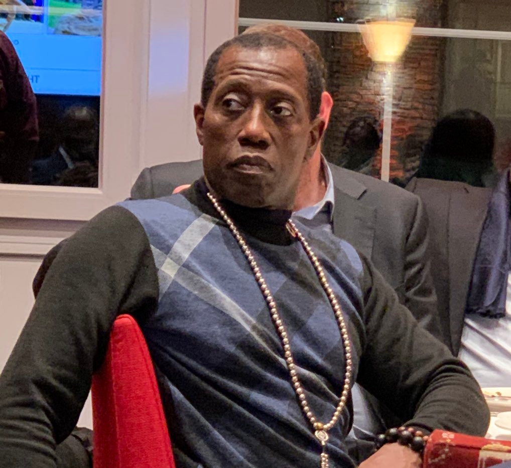 """I am on my way to Accra"" – Actor Wesley Snipes"