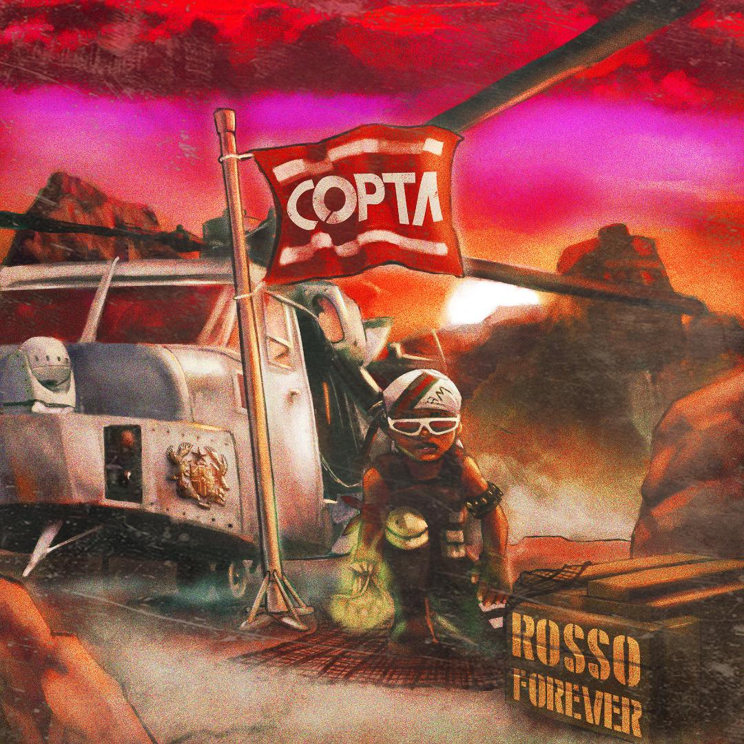 ListenUP: Copta out with new EP, 'Rosso Forever'