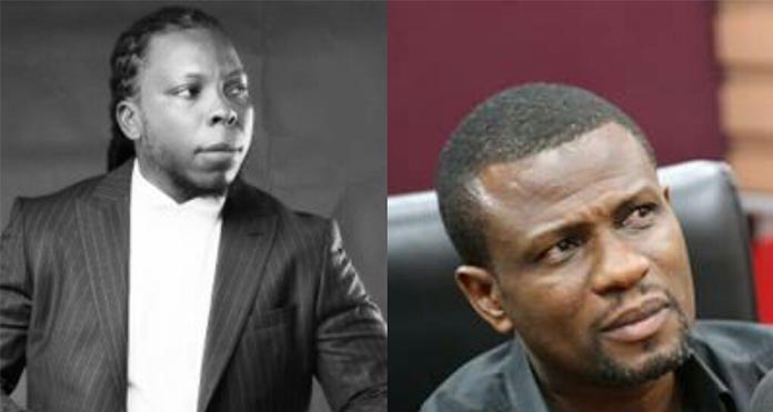 Edem jabs Mark Okraku Mantey over his comments on the quality of songs Ghanaian artists produce