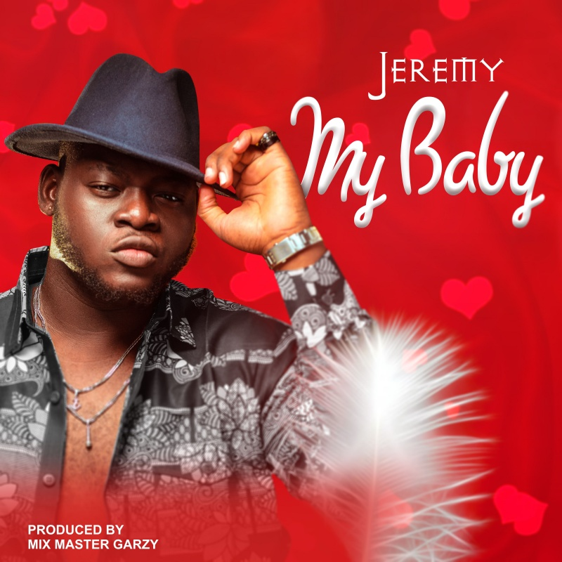 Listen UP: Jeremy out with debut single, 'My Baby'